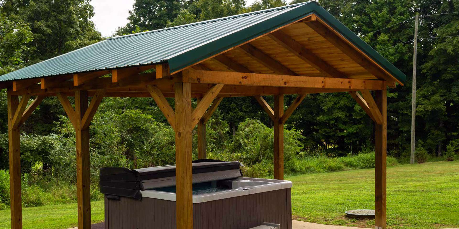 Cabins at Hickory Ridge Packages