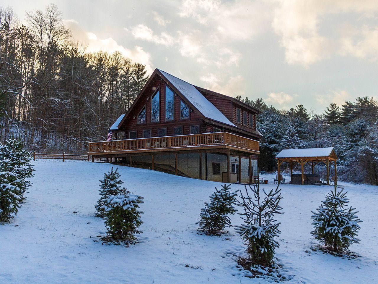 The Lodge Hocking Hills