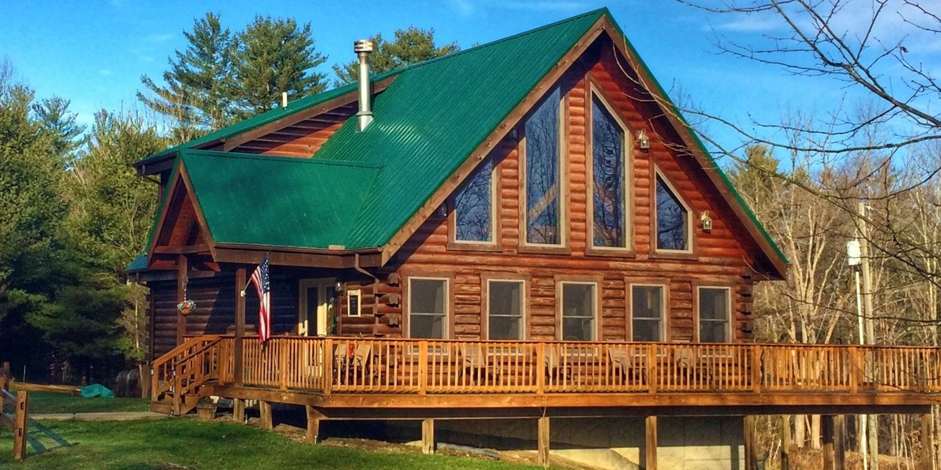The Cabins at Hickory Ridge