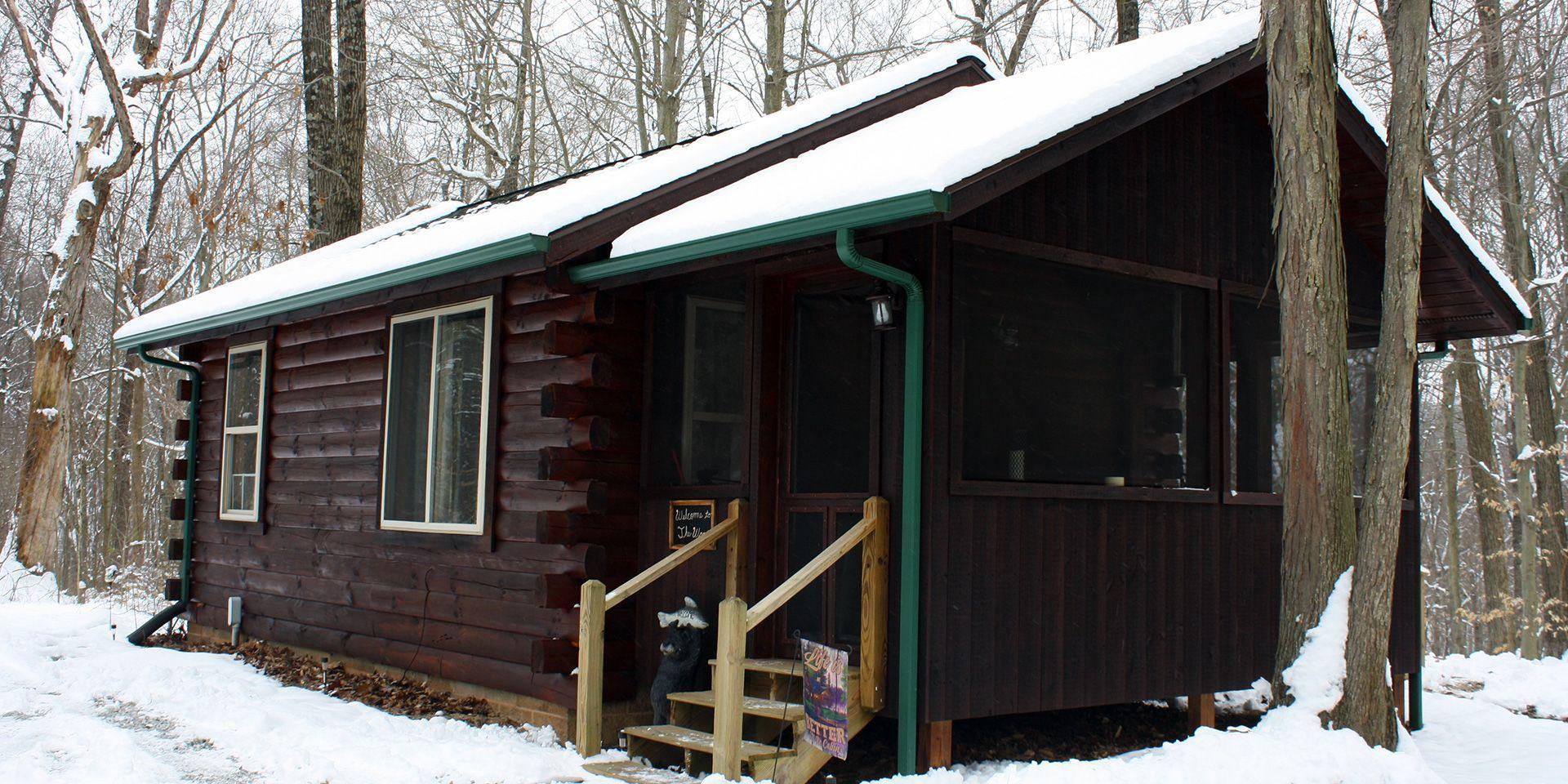 Woods Cabin
